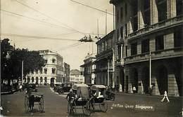 Pays Div -ref P468- Singapour - Singapore - Carte Bon Etat - - Singapour