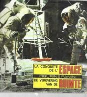 Album Images Figurine Panini Complet - De Verovering Van De Ruimte - La Conquête De L'Espace. - Sammelbilderalben & Katalogue