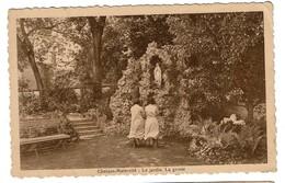 Maison Ste Anne - Anderlecht Place De La Vaillance - Clinique-Maternité : Le Jardin La Grotte - 2 Scans - Anderlecht