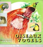 Album Images Figurine Panini Complet - Vogels - Oiseaux. - Sammelbilderalben & Katalogue