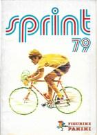 Album Images Figurine Panini Complet Sprint 79. - Sammelbilderalben & Katalogue