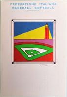 FEDERAZIONE ITALIANA BASEBALL SOFTBALL - TORNEO PREOLIMPICO - FG 1992 NON VG - Baseball