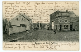 Bastogne - La Route D'Arlon 1903 - Bastogne