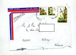 Lettre Cachet ? Sur Fleur - Kenya (1963-...)