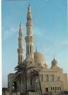 UAE - Dubai - Jumaira Mosque - Emirats Arabes Unis