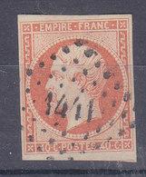 Y+T NUM 16 - 4 BELLES MARGES - V/IMAGE - 1853-1860 Napoléon III
