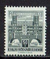Österreich 1964 // Mi. 1153 ** (033..087) - 1945-.... 2. Republik