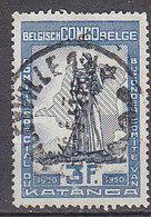 A0239 - CONGO BELGE Yv N°298 COMITE DU KATANGA - Congo Belge