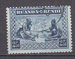 PGL - RUANDA URUNDI Yv N°113 - 1924-44: Used