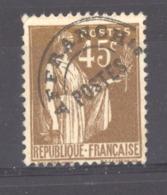 0ob 058  -  France  -  Préos  :  Yv  71  ** GNO  1er Tirage, Surcharge En Haut - Préoblitérés
