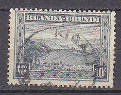 PGL - RUANDA URUNDI Yv N°92 - 1924-44: Used