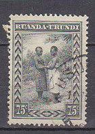 PGL - RUANDA URUNDI Yv N°98 - 1924-44: Used