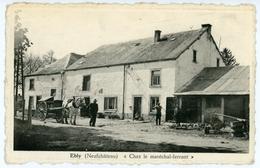 """Ebly - """"Chez Le Maréchal-ferrant"""" - Léglise"""