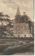 Delden - Groet Uit Delden - Zijgevel Kasteel Twickel - Uitg. A.G. Hemmelder - 1922 - Andere