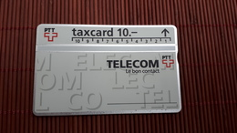 Phonecard Suisse 207 B 00276 Low Number (Mint,Neuve)  Rare - Schweiz