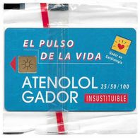 Argentina - Telecom Argentina - Atetonol Gador 4 - 05.1998, 50U, 5.000ex, NSB - Argentina