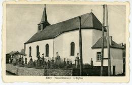 Ebly - L'Eglise - Léglise