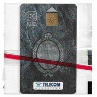 Argentina - Telecom Argentina - Escudo Nacional - 100U, 05.1994, 10.000ex, NSB - Argentina