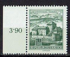 Österreich 1967 // Mi. 1232 ** (033..090) - 1945-.... 2. Republik