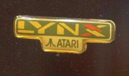 Pin's - Jeux LYNX ATARI - Games