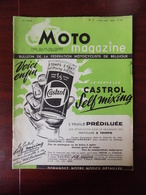 "Moto Magazine N° 8 -  Le ""Solex"" - 24h Schaerbeek - Michelin - Puch 150 TL... - Auto/Moto"