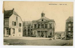 Neufchâteau - Hôtel De Ville - Neufchâteau