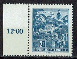 Österreich 1968 // Mi. 1256 ** (033..091) - 1945-.... 2. Republik