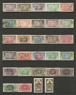 COTE D'IVOIRE  1 Lot De 29 Timbres Oblitérés Et Neufs - Collections (sans Albums)