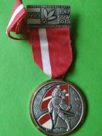 SVIZZERA  Campionato Gruppi Di Tiro 1993 - Medaglie