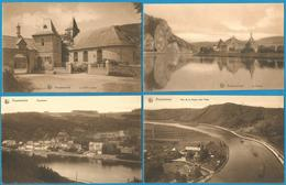(G005) ANSEREMME - Panorama, Tunnel Et Pont Chemin De Fer, église, Prieuré, - Dinant