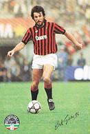 MILAN - ERIK GERETS - - Calcio