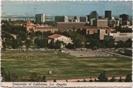 Los Angeles (U.S.A.): University Of California. Università. Viaggiata 1973 - Schools