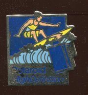 Pin's - POLAROID High Definition Surf - Photography