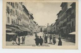 ITALIE - PESCIA - Piazza Vittorio Emanuele - Autres Villes