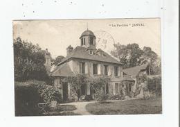 LE PAVILLON JANVAL (DIEPPE SEINE MARITIME) 1933 - Dieppe