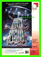 AFFICHE DE FILM - EFFETS SPÉCIAUX DU CINÉMA - LA GÉODEM 1997  - - Affiches Sur Carte