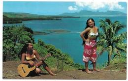 Tahiti Music And Dance - Polynésie Française