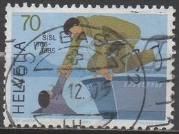 SUISSE  1985 __N°1221__OBL VOIR SCAN - Suisse