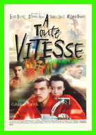 AFFICHE DE FILM - A TOUTES VITESSE FILM DE GAEL MOREL - POLYGRAM FILM DISTRIBUTION - - Affiches Sur Carte