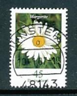 GERMANY Mi. Nr. 2451 Freimarken: Blumen - RS Nr. 295 - Siehe Scan - Used - Rollenmarken