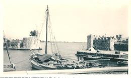 Photo Originale Port Voilier Grèce - Plaatsen