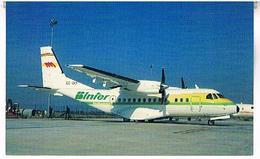 BINTER  MEDITERRANEO SA  CASA CN - 235-100 TOULOUSE FRANCE     CPM TBE  AV261 - 1946-....: Ere Moderne