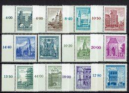 Österreich 1958 // Mi. 1044/1055 ** (033..094) - 1945-60 Ungebraucht