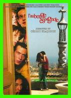 AFFICHE DE FILM - L'AUBERGE ESPAGNOLE DIRECTED BY CÉDRIC KLAPISCH - - Affiches Sur Carte