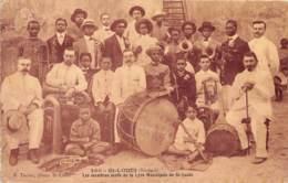 Sénégal - Saint Louis / 363 - Les Membres Actifs De La Lyre Municipale - Défaut - Sénégal