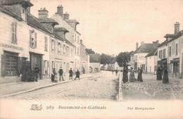 77 989 BEAUMONT DU GATINAIS Rue Montgandier - France