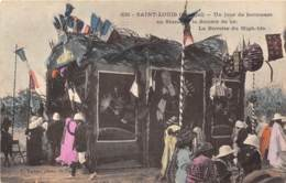Sénégal - Saint Louis / 384 - Un Jour De Kermesse Au Stand De La Société De Tir - Sénégal
