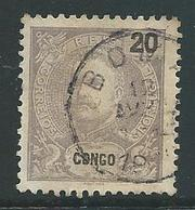 Portugal  Correios Met Opdruk Congo - Afrique Portugaise