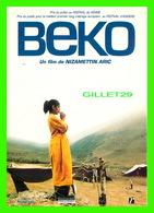 AFFICHE DE FILM - BEKO UN FILM DE NIZAMETTIN ARIC EN 1997 - - Affiches Sur Carte