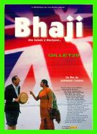 AFFICHE DE FILM - BHAJI UN FILM DE GURINDER CHADHA EN 1998 - - Affiches Sur Carte